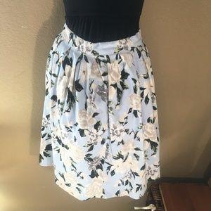 GRACE KARIN Women Vintage Pleated Skirt